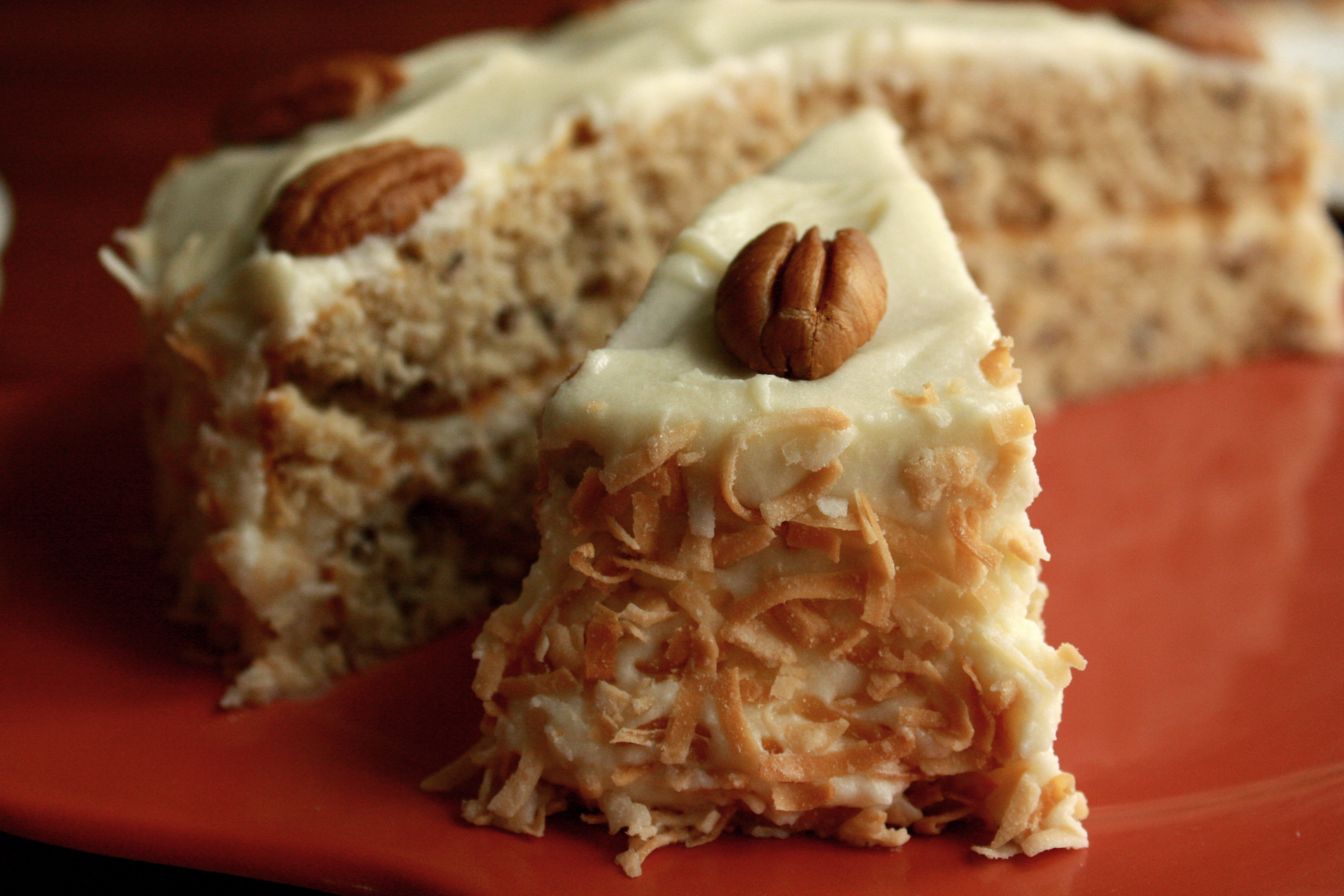 Italian Cake Recipes With Pictures: Italian Creme Cake