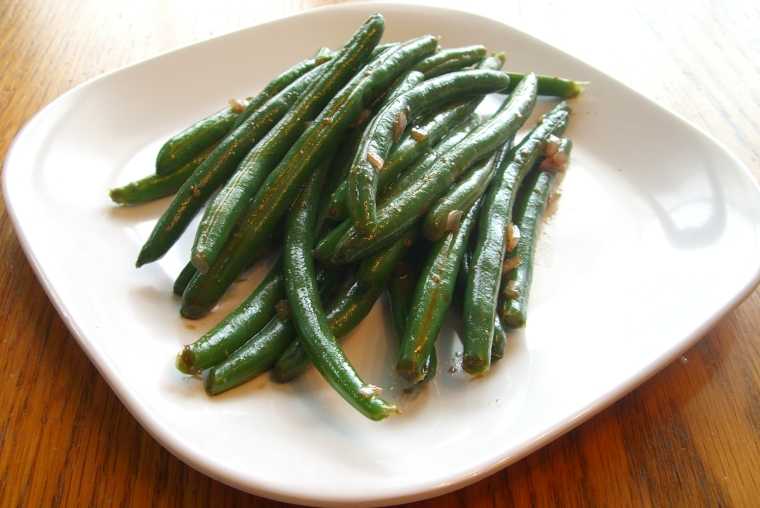 Balsamic Green Beans (GF)