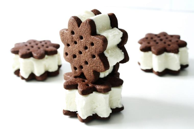Gluten-Free Ice Cream Sandwich Cookies