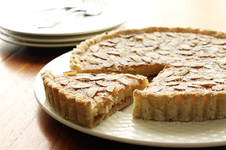 Gluten-Free Bakewell Tart