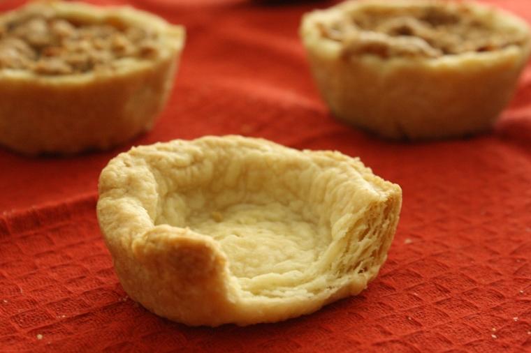 Gluten-Free Mini Pie Crust
