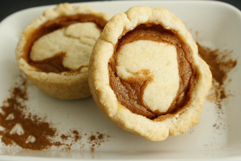 Gluten-Free Mini Sweet Potato Pies