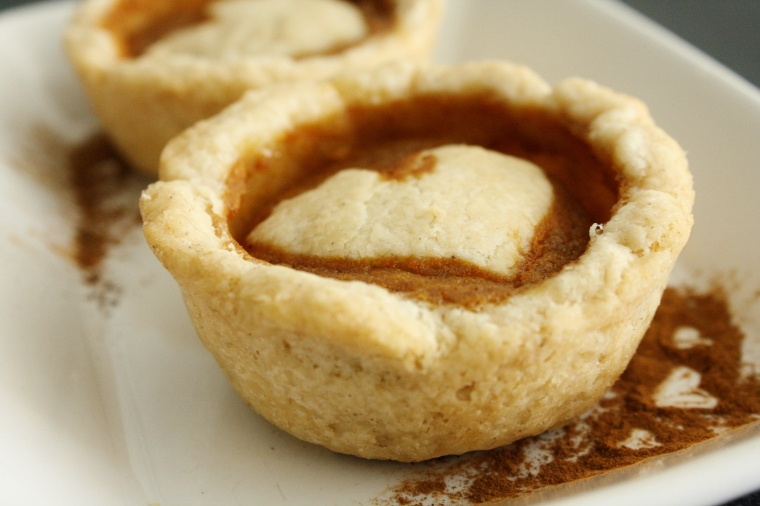 Gluten-Free Mini Sweet Potato Pie