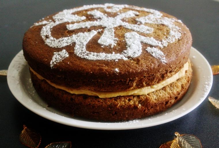 Gluten Free Pumpkin & Spice Cake