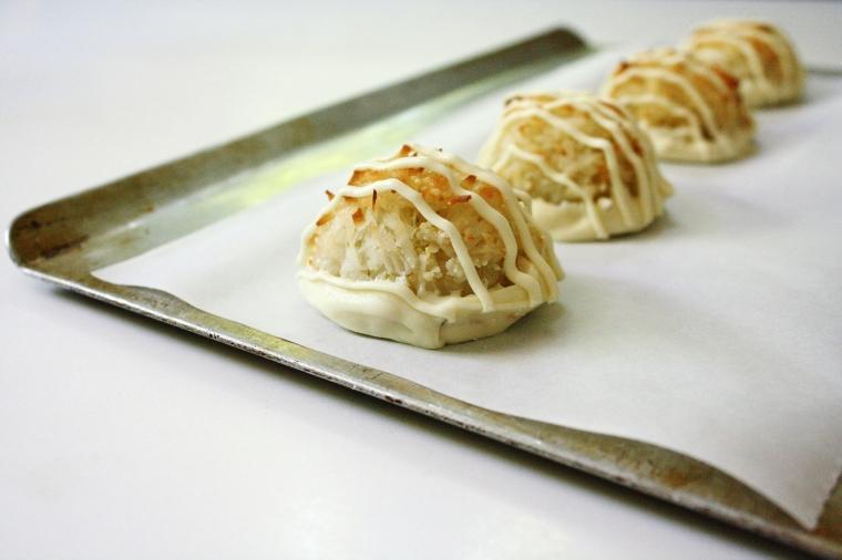 Gluten-Free Mojito Macaroons