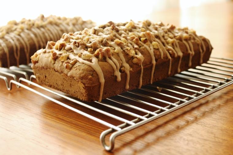 Gluten-Free Coconut Zucchini Bread