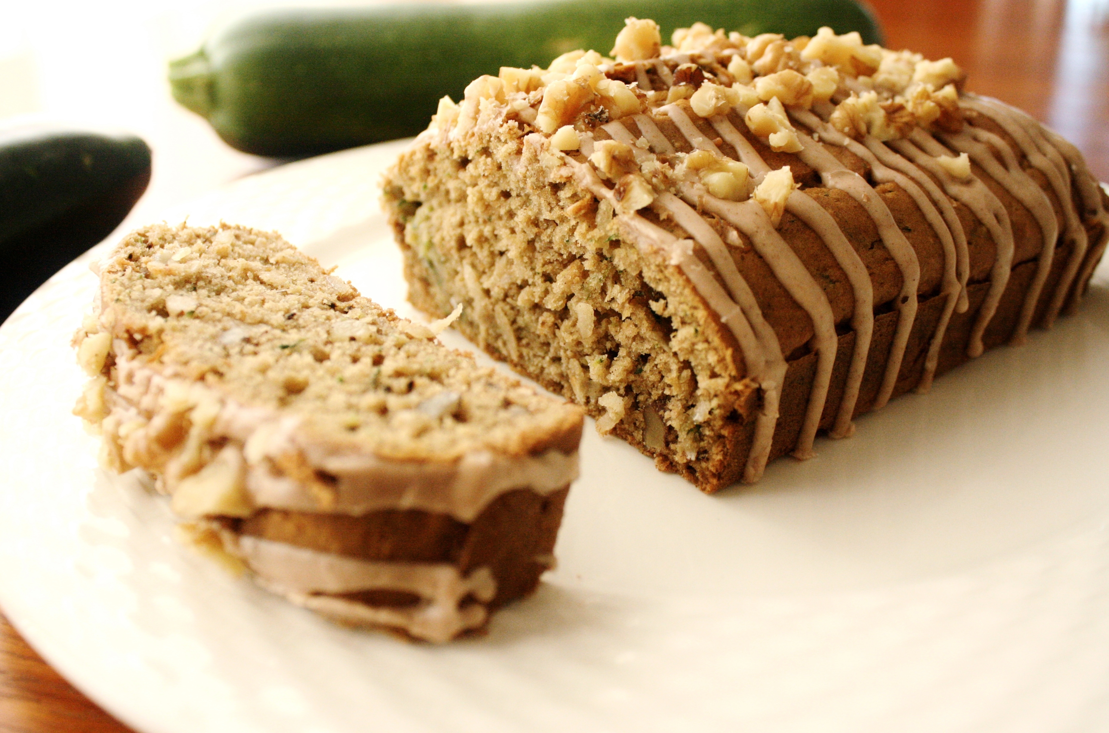 Coconut Zucchini Bread | Cakes 'n' Bakes