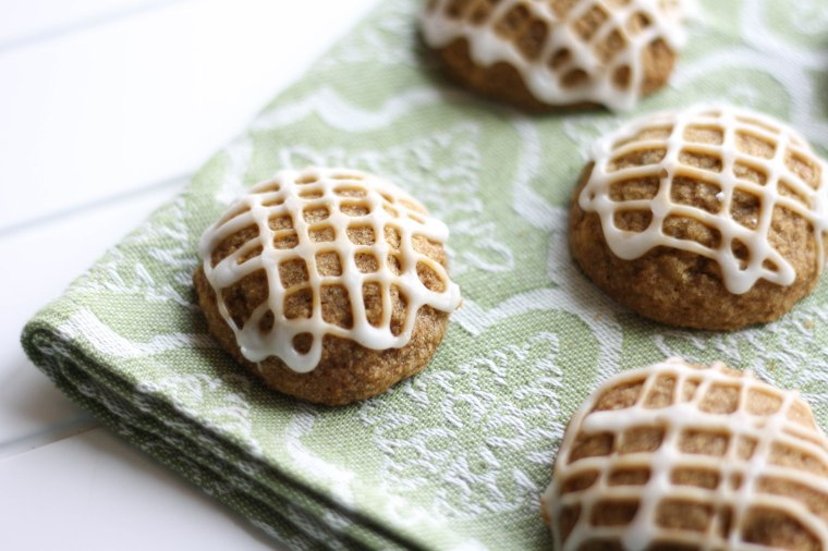 Gluten-Free Pumpkin Molasses Cookies