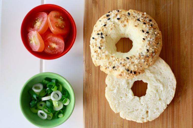 Gluten-Free Everything Bagels